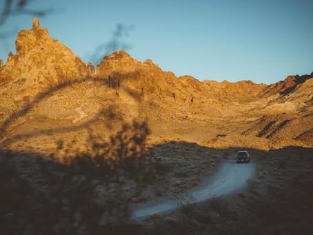 Solo Journey to Arizona