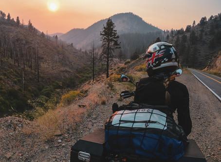 2,000 Miles Up The California and Oregon Coast