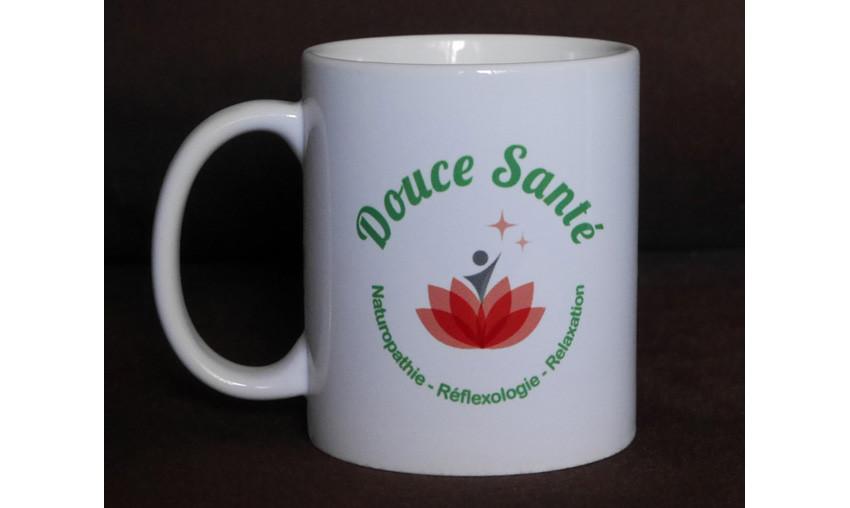 Mug Douce Santé