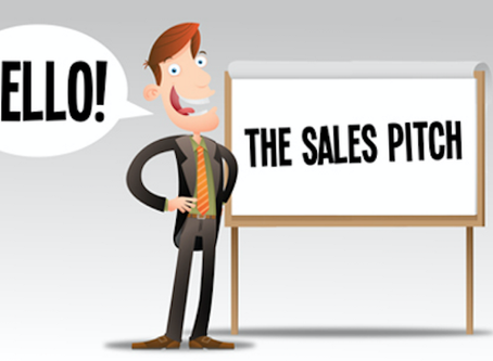 Why Not Pitching is Your Best Sales Strategy
