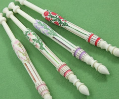 Standards Set by A R Archer Ltd - Finest Quality Bone Lace Bobbins