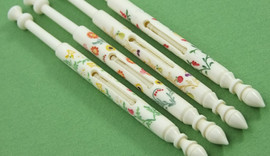 Sweet Seasons Set by A R Archer Ltd - Finest Quality Bone Lace Bobbins