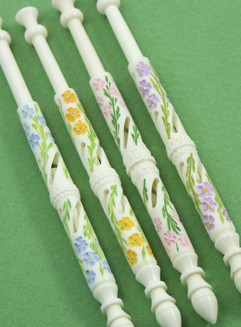 Summer Breeze Set by A R Archer Ltd - Finest Quality Bone Lace Bobbins