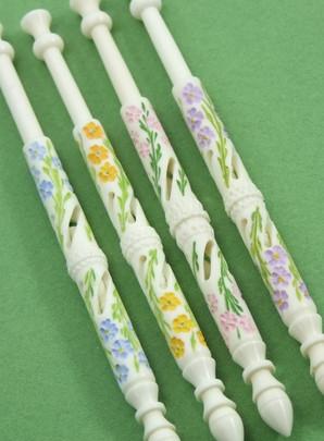 Summer Breeze Set by A R Archer Ltd - Finest Quality Bone Lace Bobbins