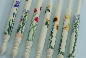 Bobbins by A R Archer Ltd - Finest Quality Bone Lace Bobbins