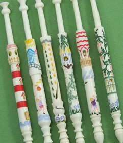 Bobbins by by A R Archer Ltd - Finest Quality Bone Lace Bobbins