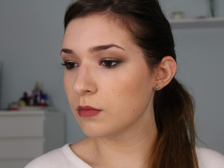 Tutorial: Sumptuos Olive Look