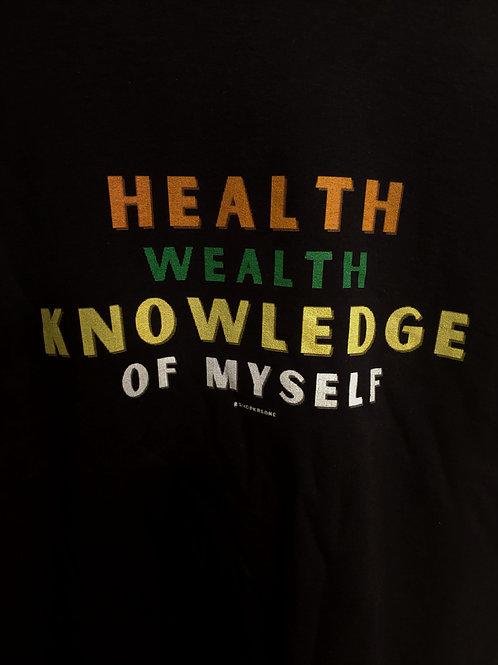 Knowledge Of Myself T-Shirts