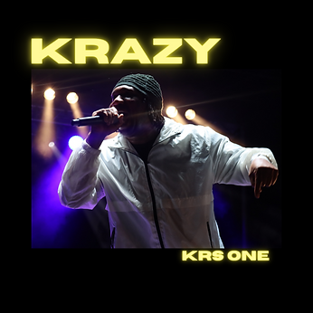 New Single By KRS-One KRAZY.png