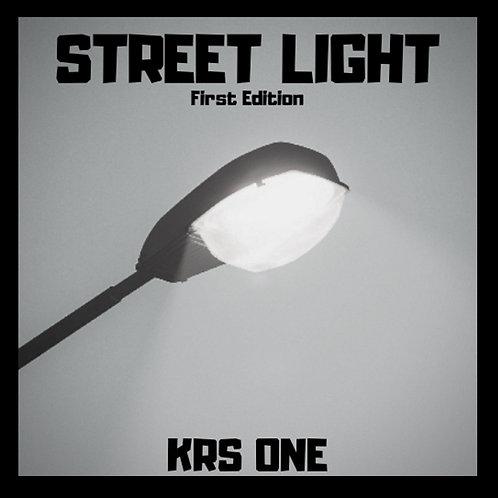 Street Light CD (Signed)