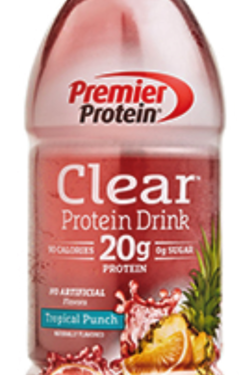 Clear Protein Drink