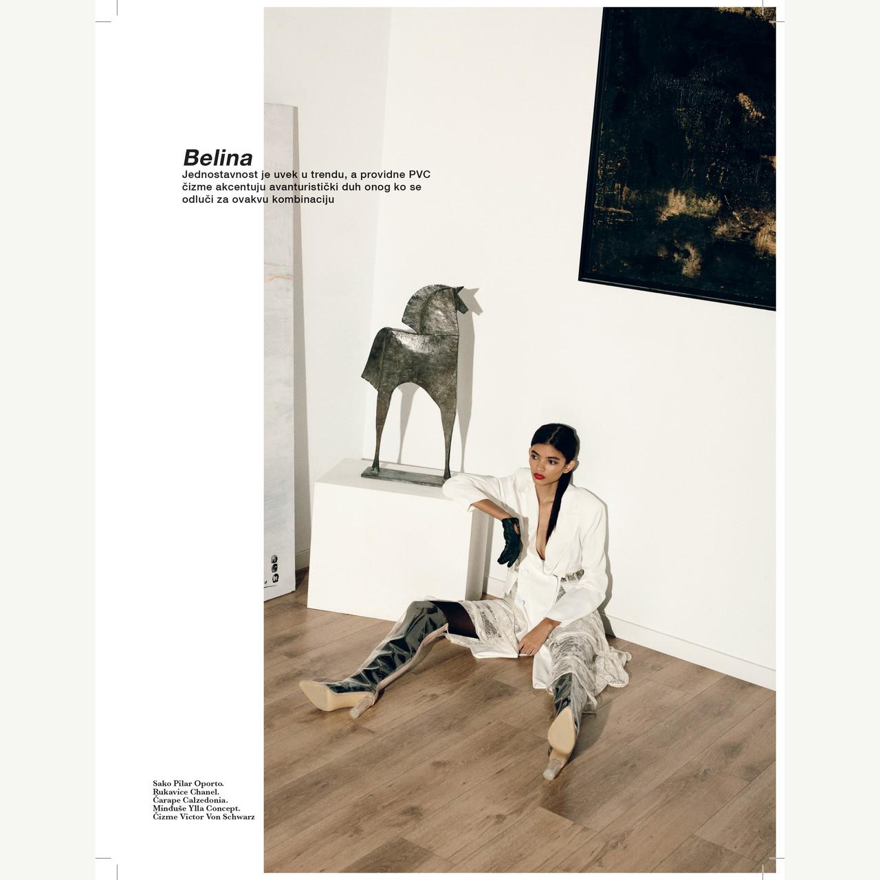 Elle Magazine Serbia. Feb'20 (Pag30)