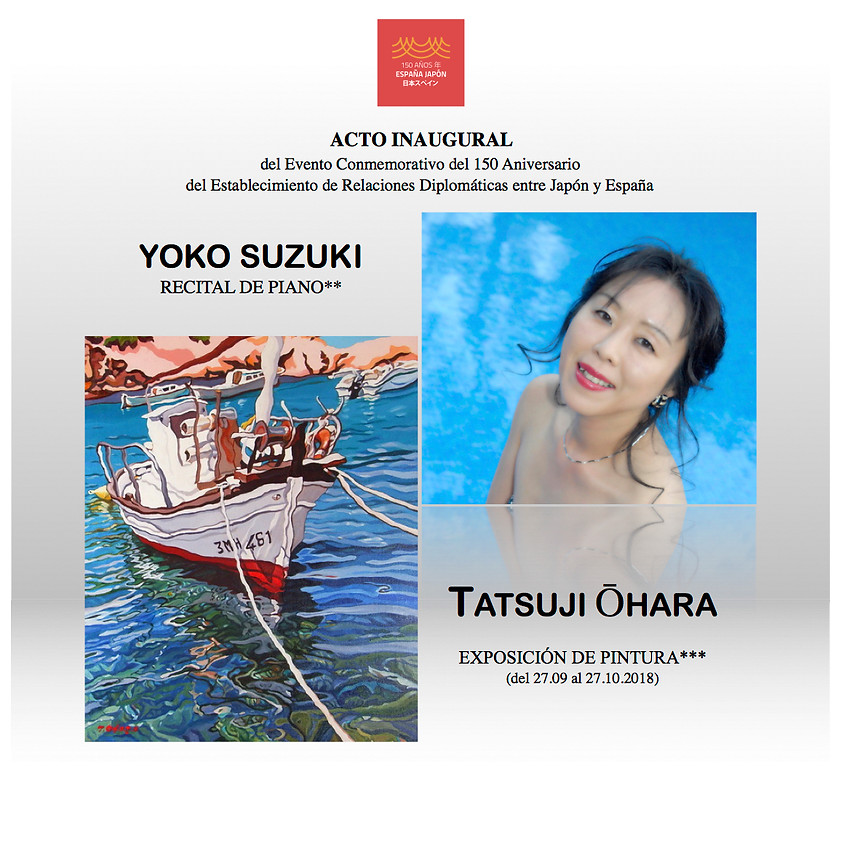 Recital de piano (Yoko Suzuki)