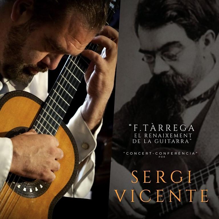 F. TÀRREGA, El Renaixement de la Guitarra