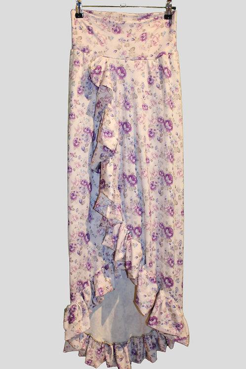 Miro Misljen - Purple Flower Skirt