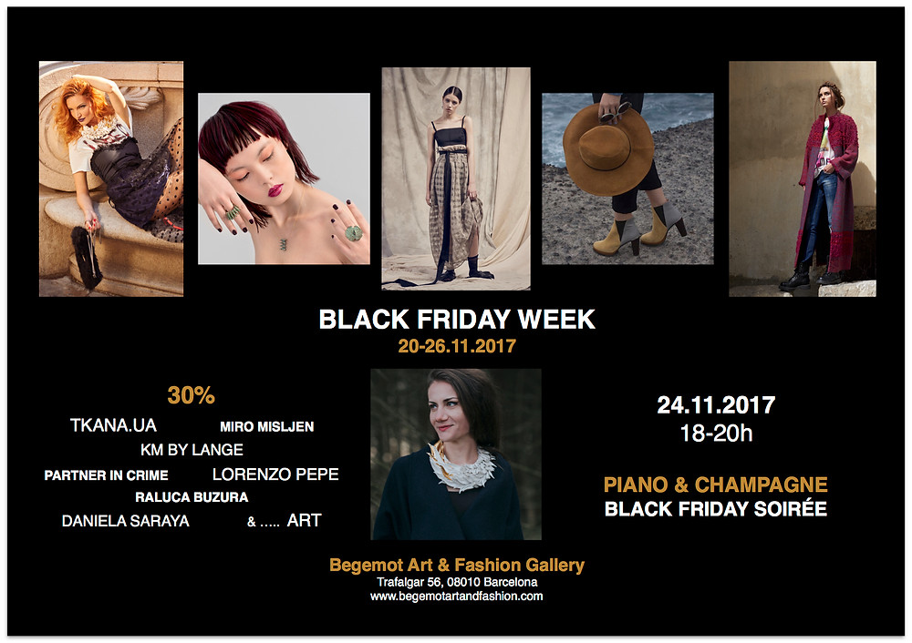 Black Friday Piano & Champagne Soirée
