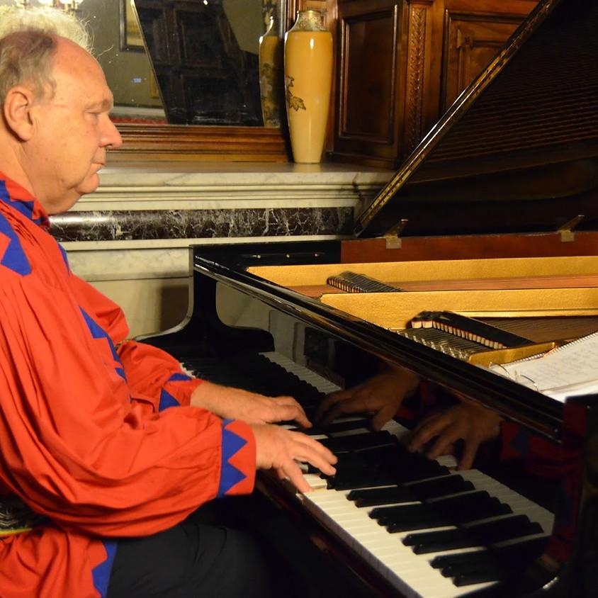Romayne Wheeler (Concierto benéfico)