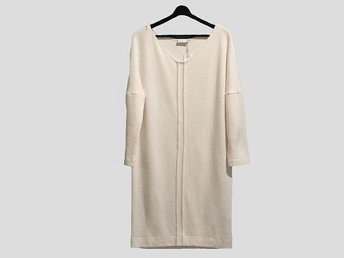 LUKIS - Vestido Minimal Blanco