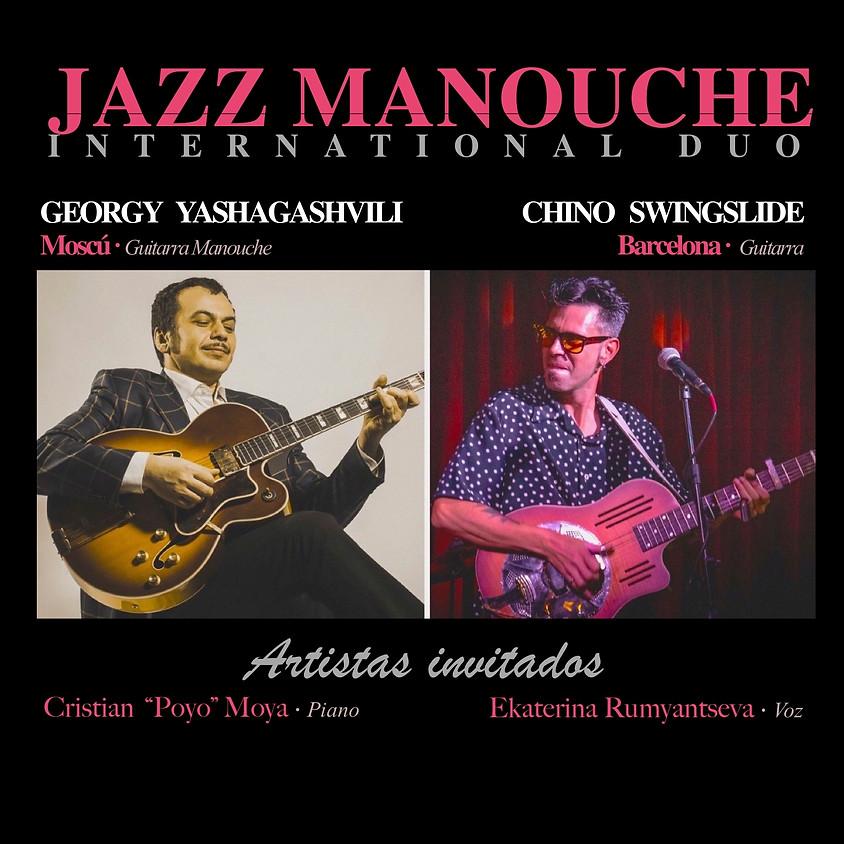 JAZZ MANOUCHE International Duo