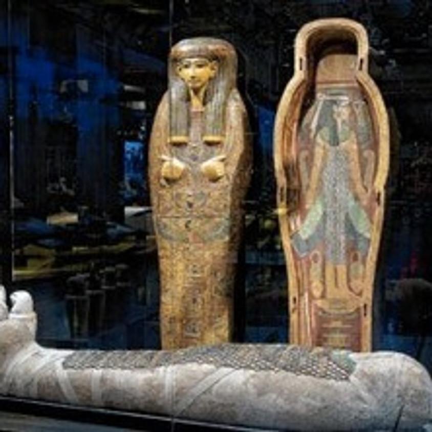L'ALTRANGE: Viaje especial a través de algunos misterios de EGIPTO. Conferencia