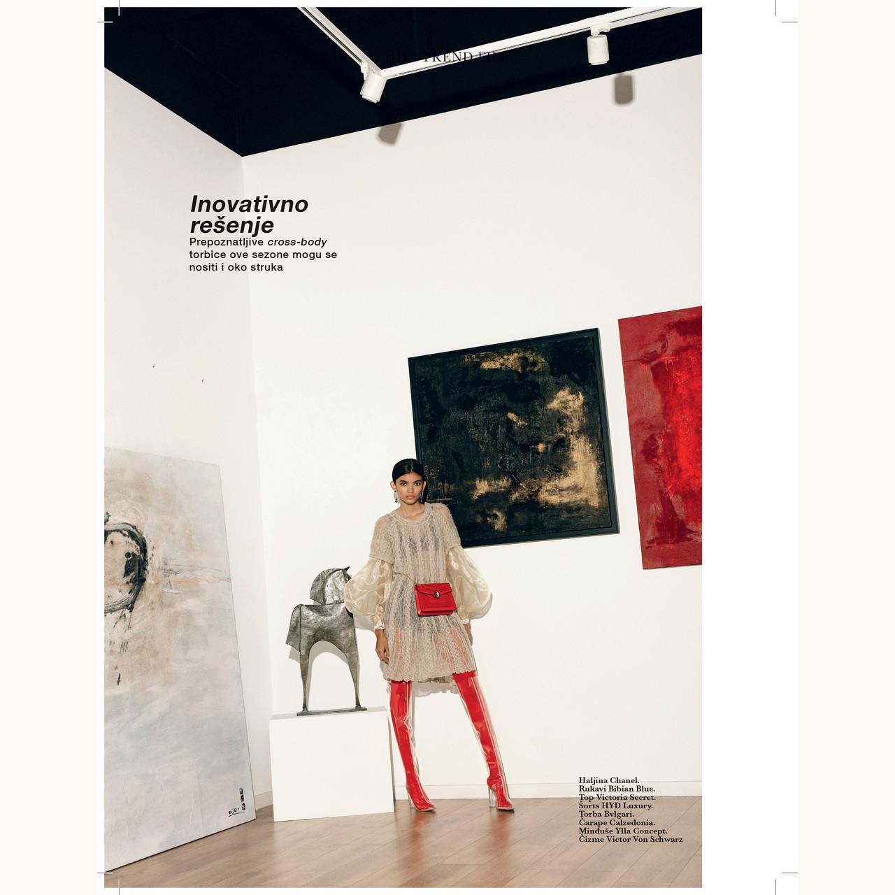 Elle Magazine Serbia. Feb'20 (Pag28)