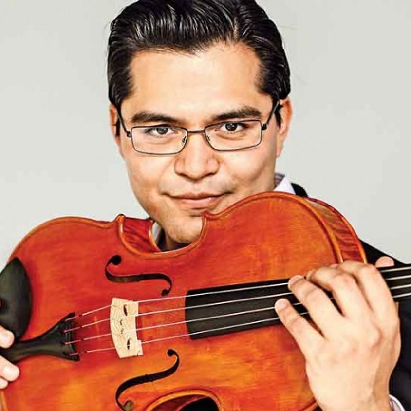 Master Class: Adolfo Alejo (Viola)