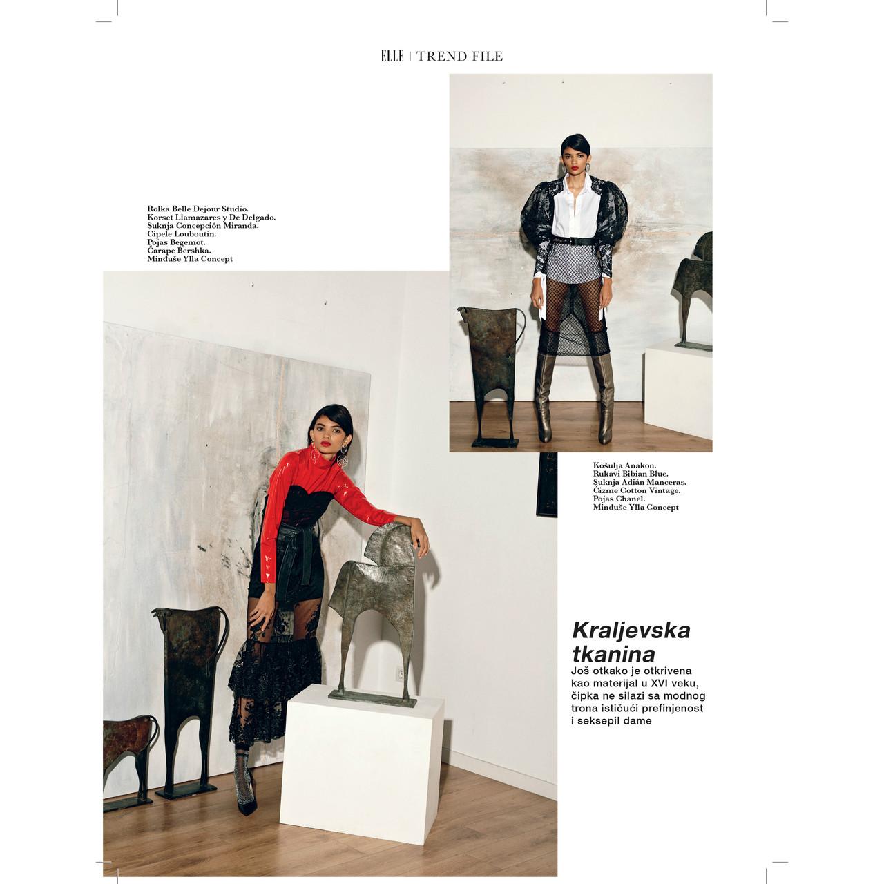 Elle Magazine Serbia. Feb'20 (Pag31)