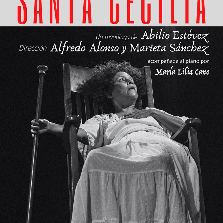 Teatro: Santa Cecilia