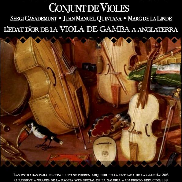 In Nomine: L'Etat d'Or de la Viola de Gamba a Inglaterra