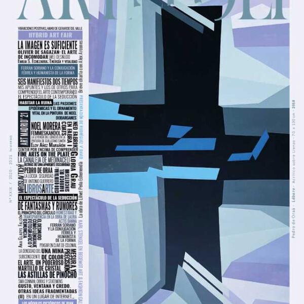 Artepoli. Presentación de nuevo número