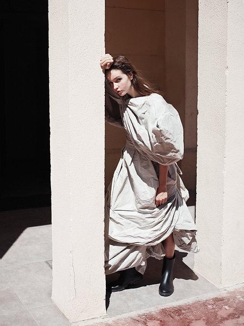 Miro Misljen - Big Grey Dress