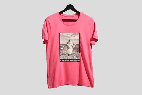Miro Misljen - T-shirt Pink