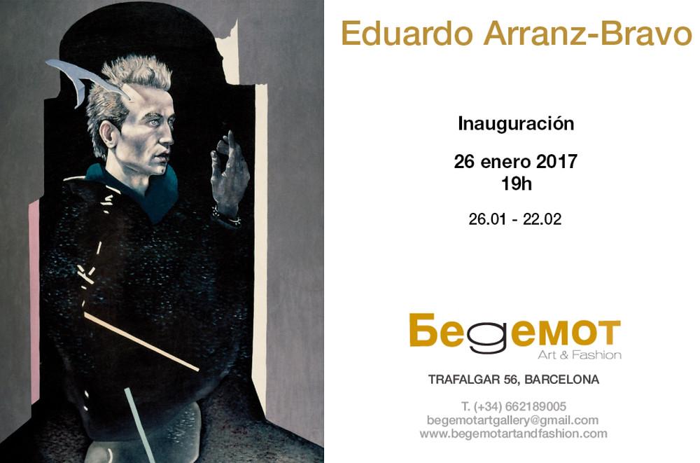 Eduardo Arranz-Bravo (26.01 - 22.02.2017)