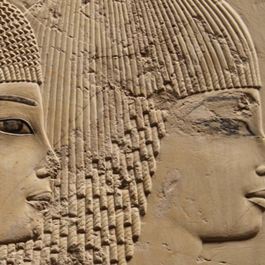 SEMINARIO EL ARTE DE LAS TUMBAS DEL ANTIGUO EGIPTO