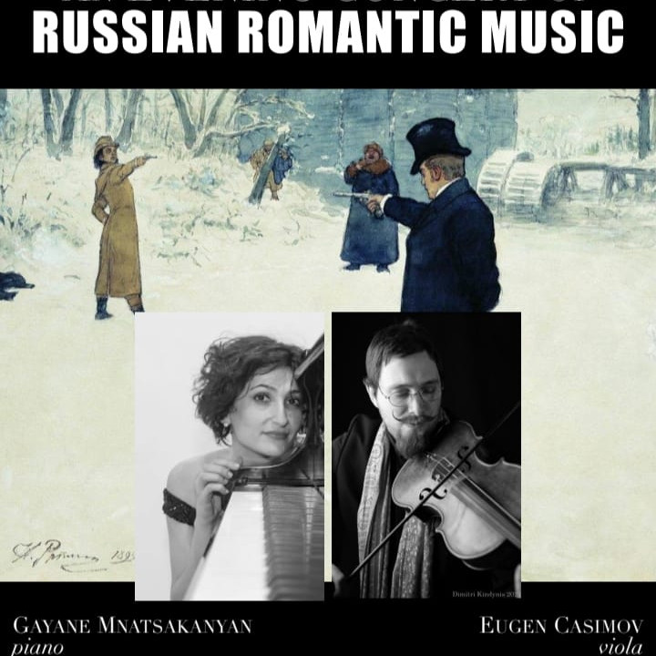 Russian romantic music