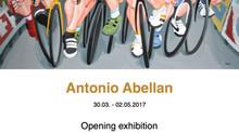 Antonio Abellan. Exposición 30.03-02.05