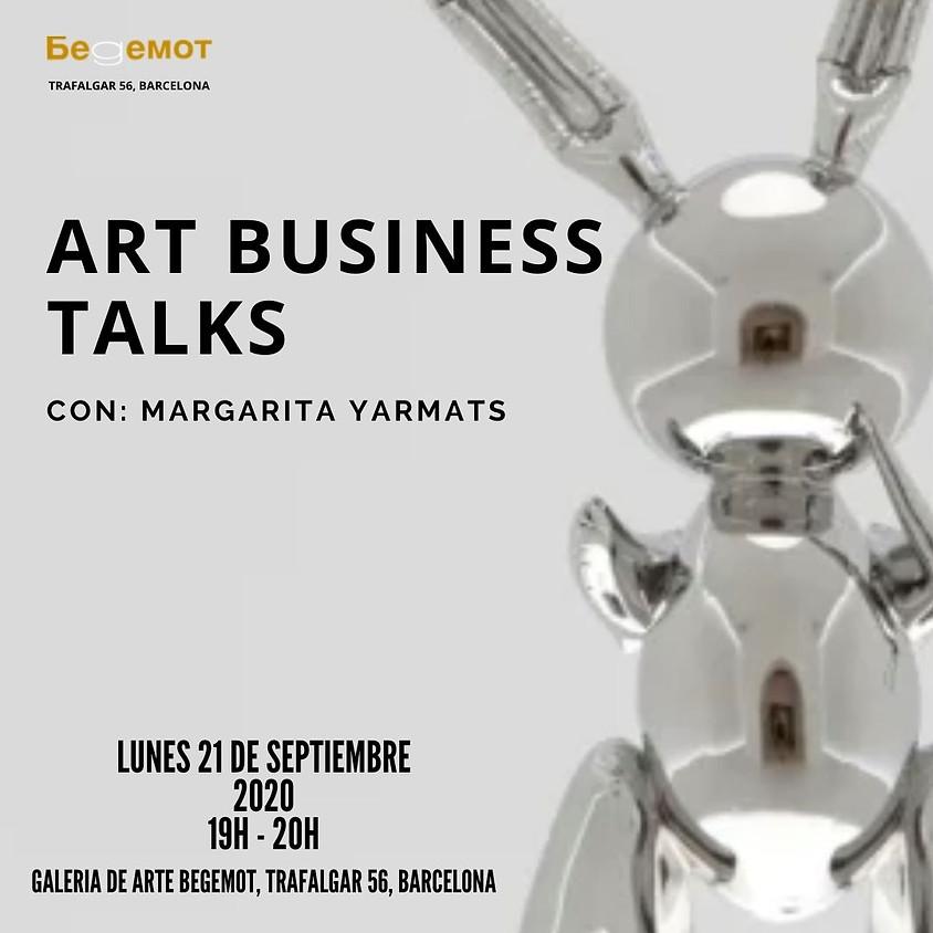Art Business Talks. ARTISTS