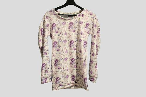 Miro Misljen - Purple Flower Top