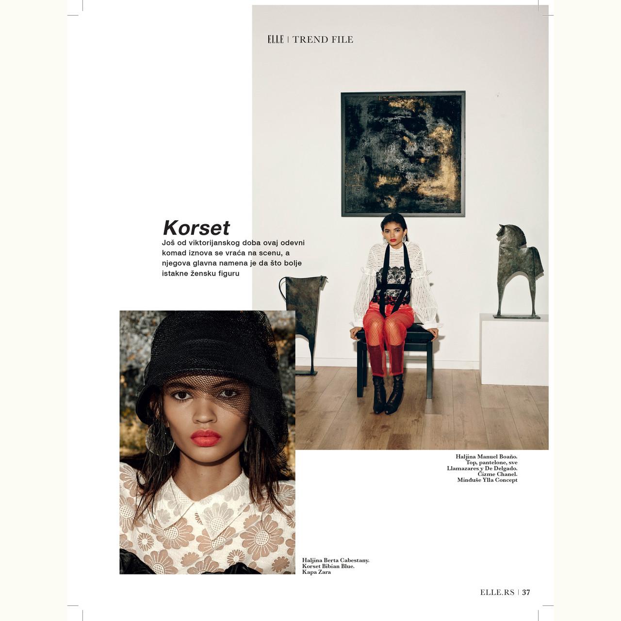 Elle Magazine Serbia. Feb'20 (Pag29)