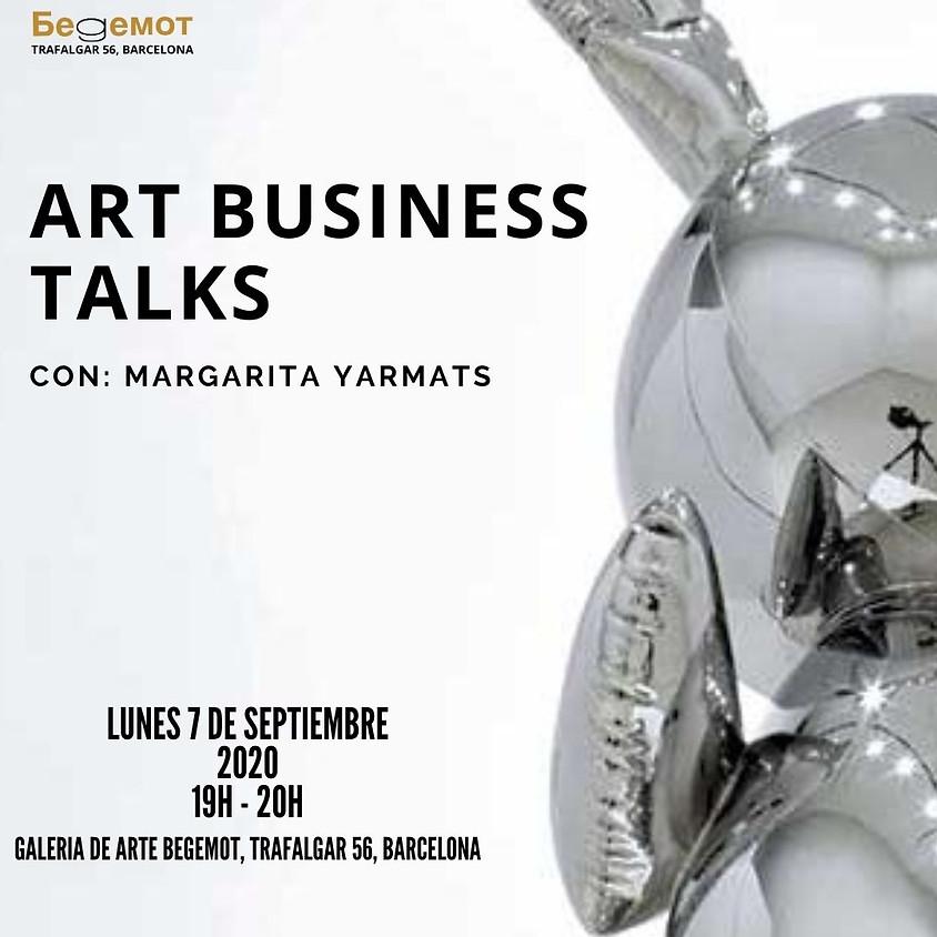Art Business Talks. ARTISTS 4