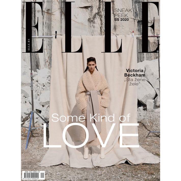 """""""Día y Noche"""" Fashion Editorial en ELLE SERBIA."""
