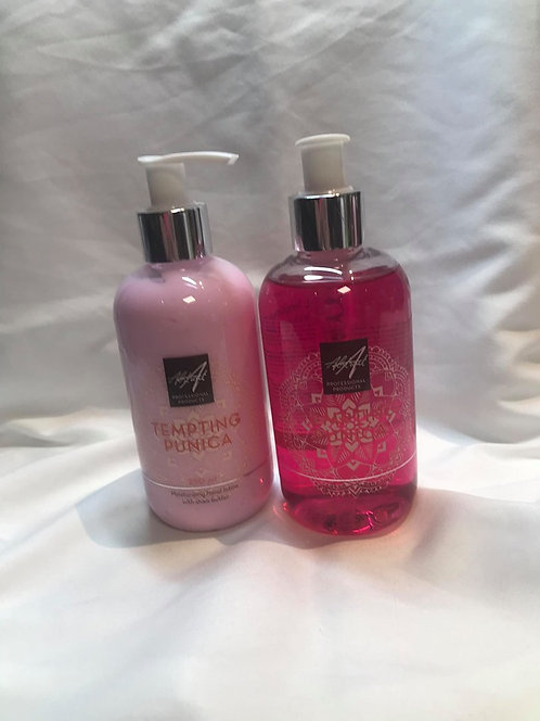 Tempting punica 250 ml Handlotion & soap| Abstract