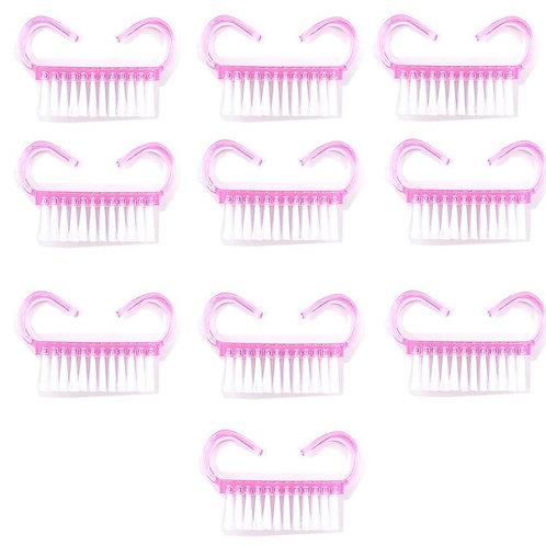 Manicureborstel in roze beschikbaar
