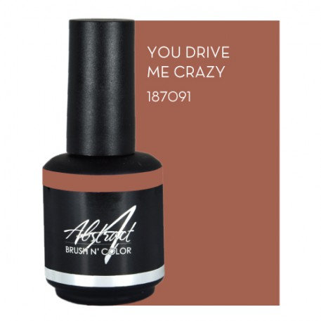 You Drive Me Crazy 15ml | Abstract Brush N Color