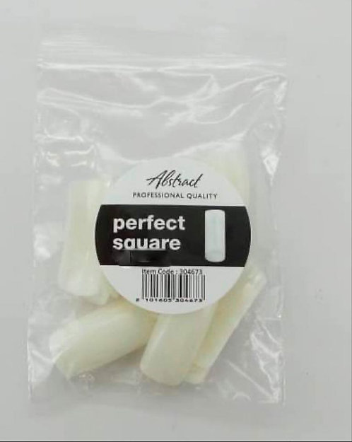 Perfect Square Natural Refill #6 (50st) - Amazing Shine