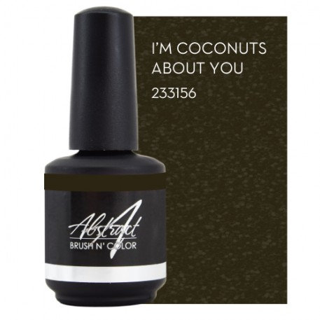 I'm Coconuts About You 15ml | Abstract