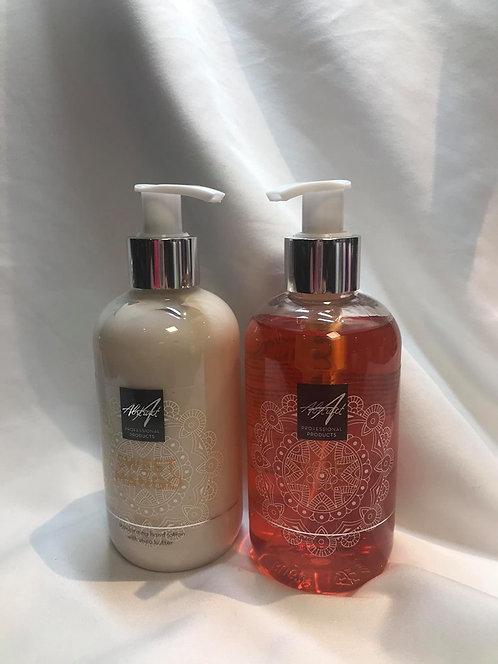 Sweet Mango 250 ml Handlotion & soap| Abstract