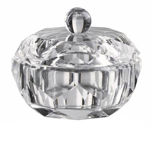 Dappin Dish Glas met deksel