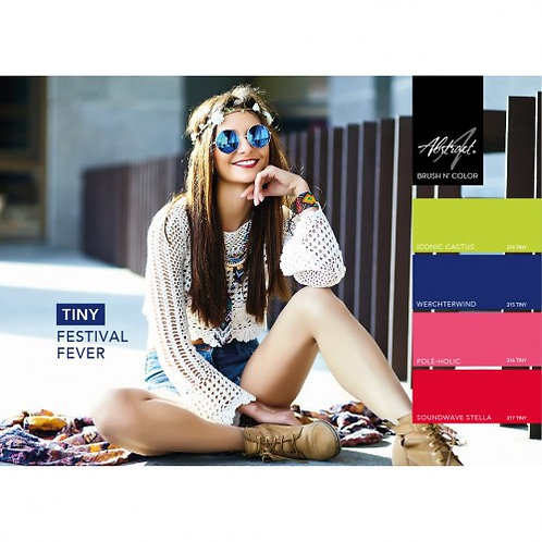 Festival Fever TINY Collection | Abstract *LIMITED EDITION* (verkrijgb