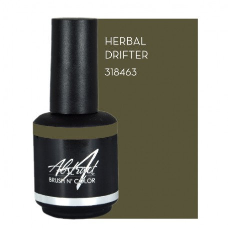 Herbal Drifter15ml | Abstract Brush N' Color